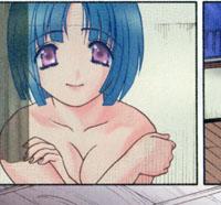 克・亜樹ショートストーリー1 透明な裸の少女